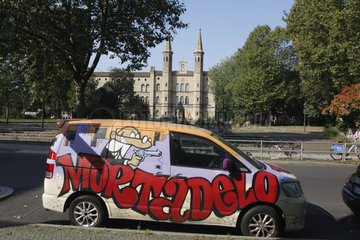 Mortadelo in Berlin