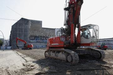 Baugelaende in Berlin Friedrichshain