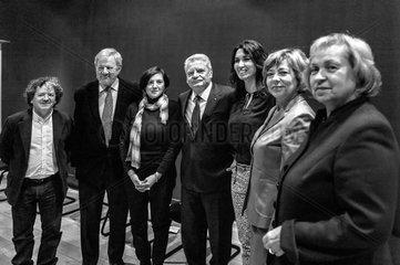 Garces + Sohr + Romero + Gauck + Lopez + Schadt+ Boehmer