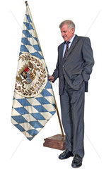 Horst Seehofer  CSU  Bayerischer Ministerpraesident