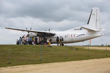 CAA Kongolesische Fluggesellschaft