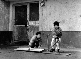 Wohnen in der Weststadt  Kinderspiel