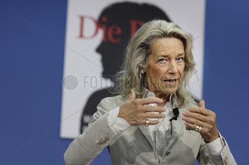 German author Gertrud Hoehler