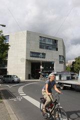 Radweg in Berlin