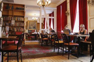 Das Buch & Cafe Paludan in Kopenhagen