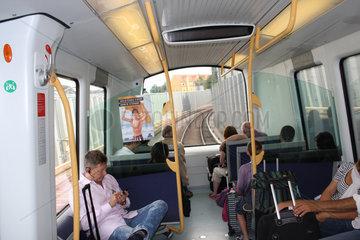Metro in Kopenhagen