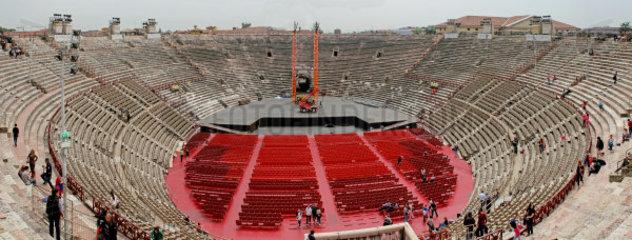 Verona  Amphitheater  Italien