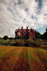 Uk  England  Suffolk  house