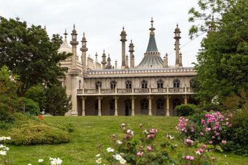 Brighton  Grossbritannien  Brighton ist das groesste und bekannteste Seebad Englands