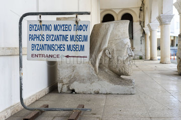 Byzantinisches Museum Pafos