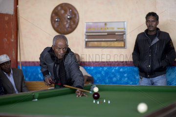 Billard  Asmara  Eritrea
