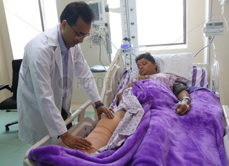 NEPAL-KATHMANDU-PLANE CRASH-SURVIVOR