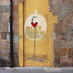 Exit Graffiti - Pisa