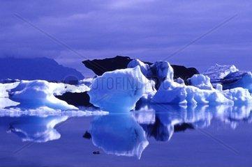 Iceland  icerberg