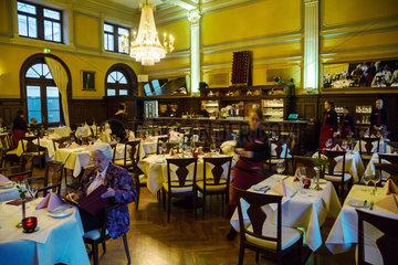 Baden-Baden  Deutschland  Cafe-Restaurant im Festspielhaus Baden-Baden