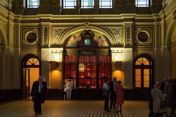 Baden-Baden  Deutschland  Kartenverkauf im Festspielhaus Baden-Baden