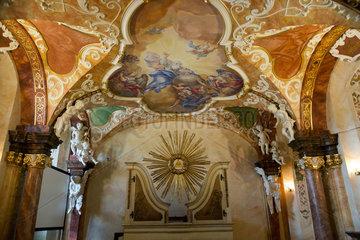 Breslau  Polen  Oratorium Marianum im Museum der Universitaet Breslau
