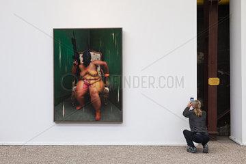 NordArt 2016 - WANG  Xiaobo - Untitled