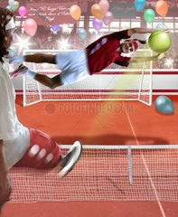 Basler Buch: Roger Federer
