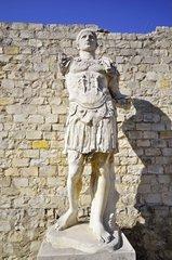 France  Vaucluse  Vaison la Romaine  roman ruins