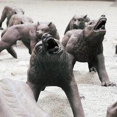 NordArt 2016 - LIU  Ruowang - Wolves Coming