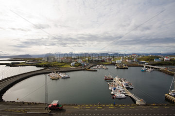 Stykkisholmur  Iceland