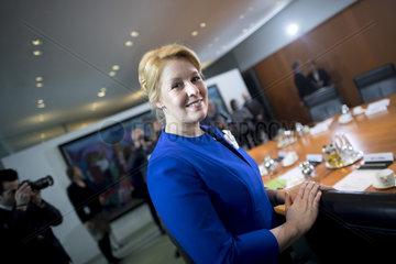Franziska Giffey  Kabinett