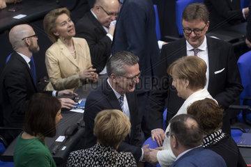 Angela Merkel  New German Government Sworn In