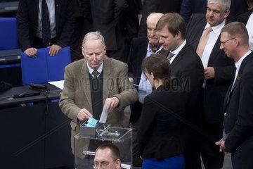 Alexander Gauland  New German Government Sworn In