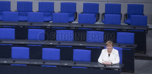 Angela Merkel  New German Government Sworn In