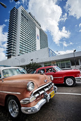 Havanna  Kuba  das Hotel Habana Libre im Stadtteil Vedado