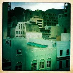 D.M.Murray Building von 1935 in der Innenstadt von Kapstadt