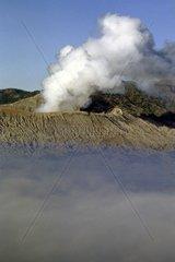 Indonesia  Java Mt Bromo volcano