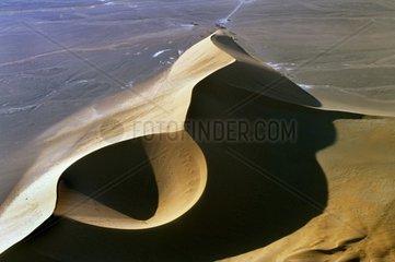 Africa  Namibia Namib desert