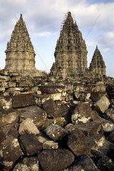 The Prambanan temple Java  Indonesia
