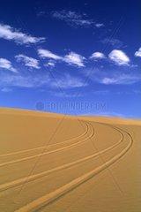 Libya  Sahara desert