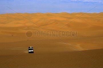 Libya  Sahara desert  Erg Awbari