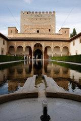 Alhambra  Torre des Comares