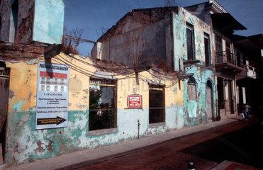 Ruine in Panama City