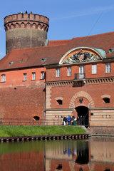 Berlin  Deutschland  die Zitadelle Spandau mit dem Juliusturm
