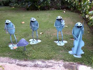 Froschmusiker