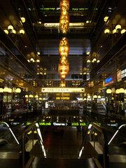 Europa-Center  Einkaufsmeile