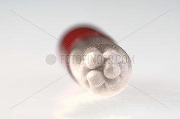 Kapsel mit Wirkstoffen