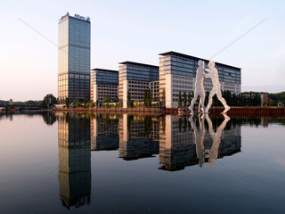 Firmensitz Allianz