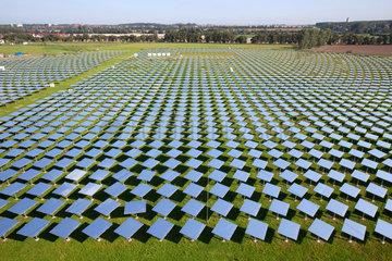 Juelich  Deutschland  Solarturmkraftwerk Juelich