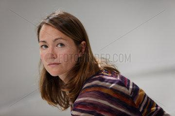 POLADJAN  Katerina - Portrait of the writer