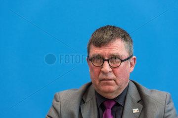 Berlin  Deutschland  Rainer Becker  Vorstandsvorsitzender der Deutschen Kinderhilfe e. V.