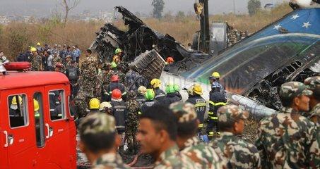NEPAL-KATHMANDU-AIR CRASH