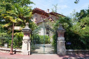 Arcachon  Frankreich  Villa im Ville d'Hiver
