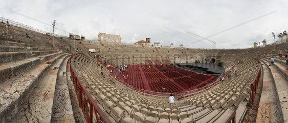 Verona  Italien  Arena von Verona